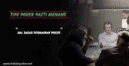 Tips Poker tentang Menempatkan Taruhan, Tangan, Peluang